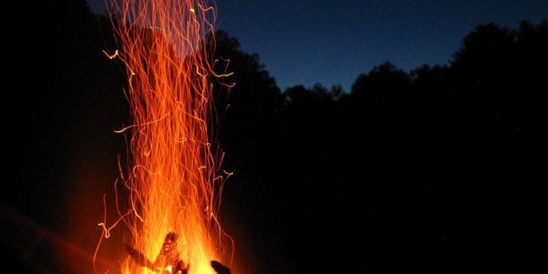 rüyada ateş görmek